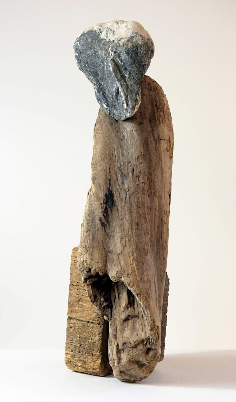 Rolf Stuber Holzskulptur #18