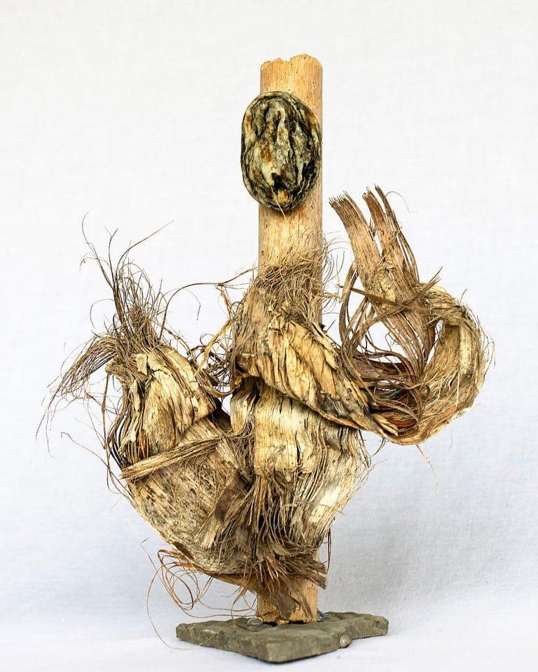 Rolf Stuber Holzskulptur #25